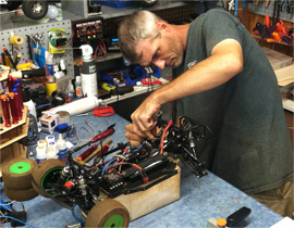 RC Car Repair Service