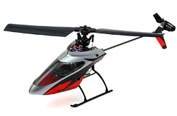 Intermediate RC Helicopters